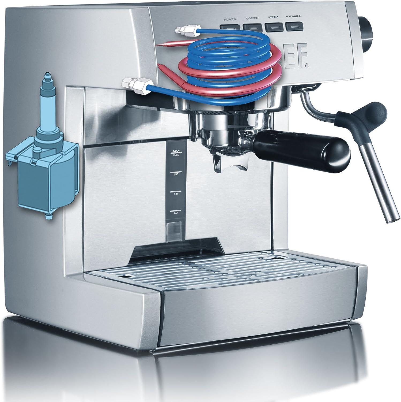 Graef ES70EU - Cafetera espresso: Amazon.es: Hogar
