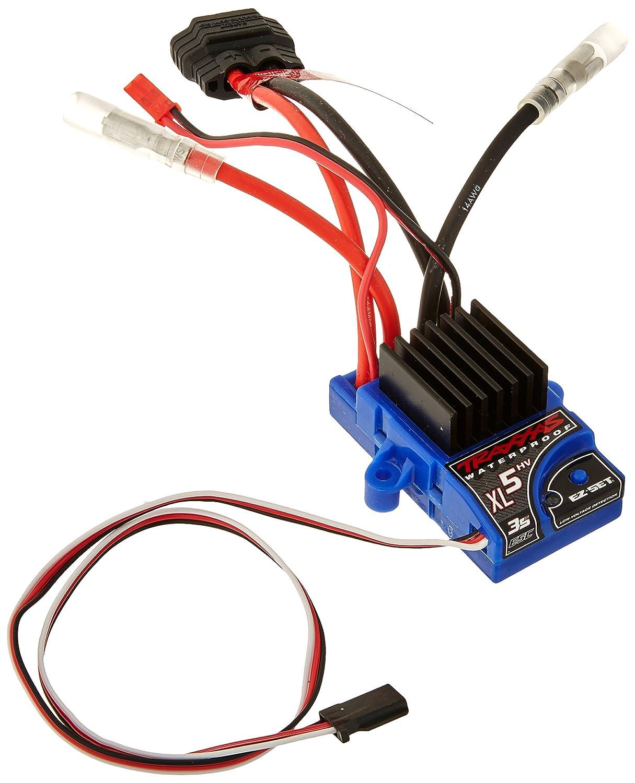 Traxxas 3025 Regulador Electrónico xl-5hv 3S/xl-5hv Electronic Speed Control