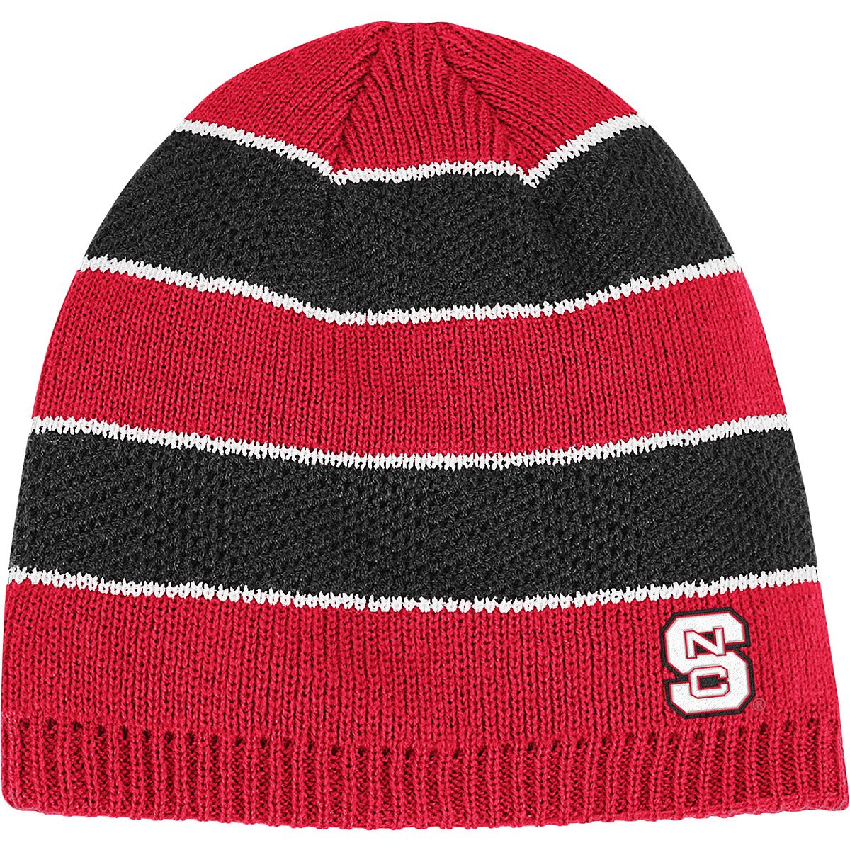 16e505bc09d1cf Amazon.com : adidas NC State Wolfpack Women's Knit Hat One Size Fits All :  Sports Fan Baseball Caps : Sports & Outdoors