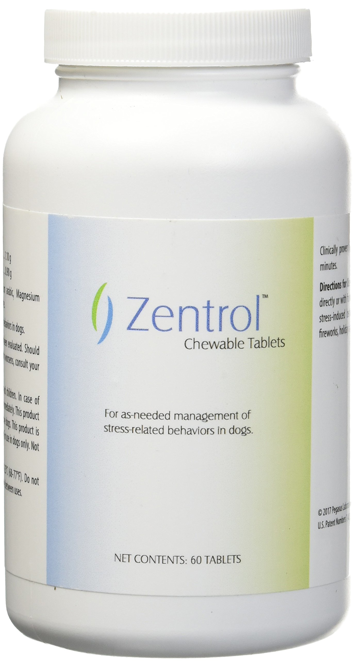 Zentrol Chewable Tablets 60 Chewable Tablets by Harmonease