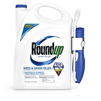 Roundup 1.33 Gallon Weed Killer III