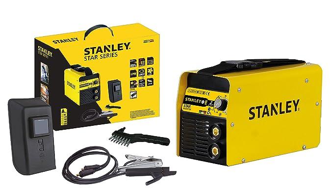 Stanley STAR7000 Equipo de Soldadura, 7 W, 230 V, Amarillo y negro: Amazon.es: Bricolaje y herramientas