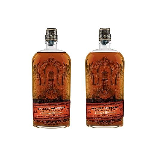 Bulleit Bourbon Frontier Whiskey 746366 - Tatuaje para Whisky, 2 ...