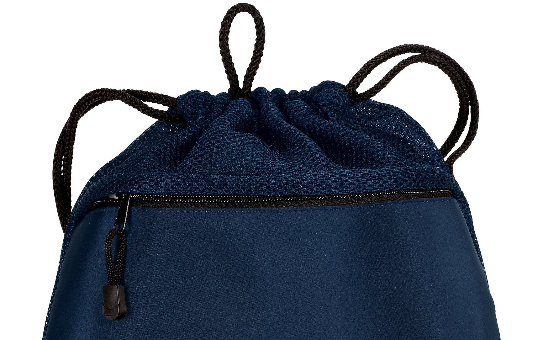 Broad Bay University of Mississippi Drawstring Backpack Ole Miss Cinch Bag - UNIQUE MESH & MICROFIBER by Broad Bay (Image #4)