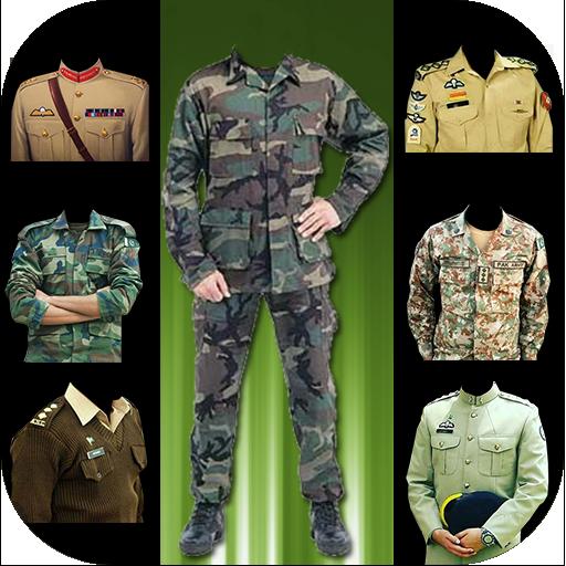 (Pak Commando Army Suit Editor 2017)