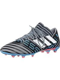 competitive price 3df83 a60c6 adidas Men s Nemeziz Messi 17.3 FG Soccer Shoe, Core Black Solar Red Tactile