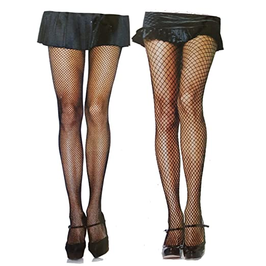 f9882792e21 Image Unavailable. Image not available for. Color  Leg Avenue Black Fishnet  Stockings ...