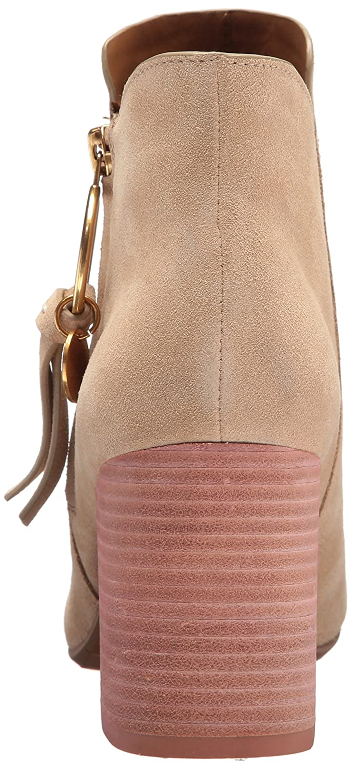 See by Chloé Women's Louise Midheel M Ankle Boot B071WXKKZK 39 M Midheel EU (9 US)|Natural f8d4bf