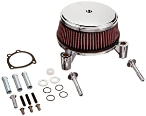 Arlen Ness 18-321 Big Sucker Stage I Air Filter Kit with Cover