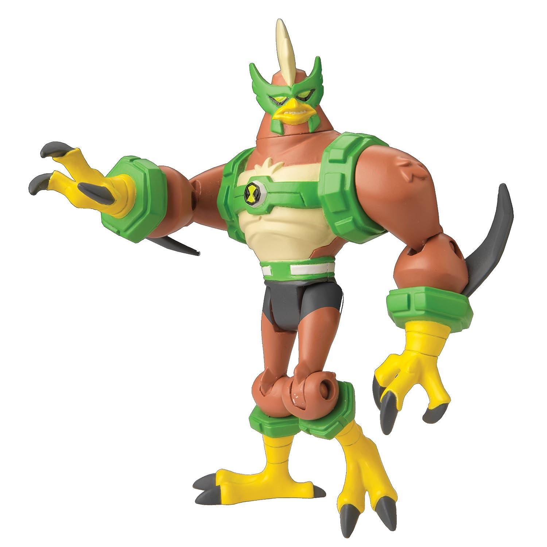 Amazon ben 10 omniverse kickin hawk action figure toys games altavistaventures Image collections