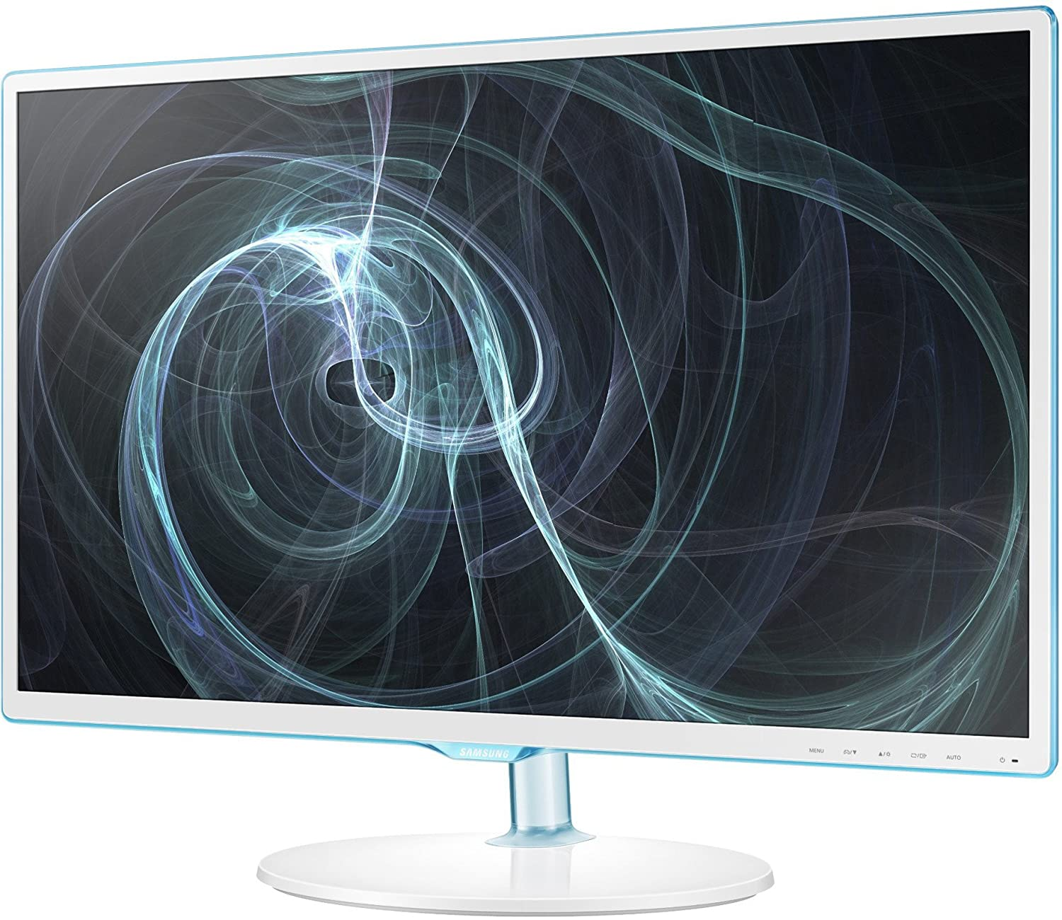 fb199f38d Samsung S24D391HL PLS 23.6 inch LED HDMI Monitor - White: Amazon.co.uk:  Computers & Accessories