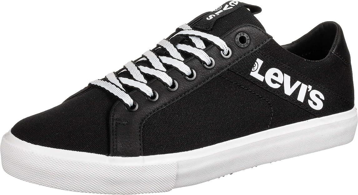 Levi's Woodward L Sneakers Schwarz