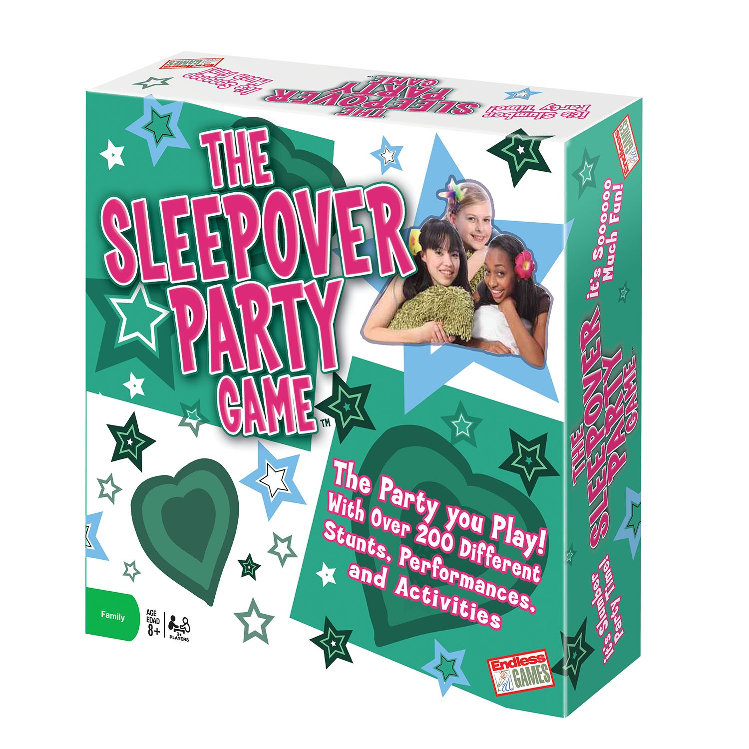 Endless Games The Sleepover Party Game by Endless Games