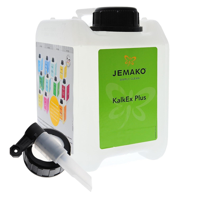 Jemako KalkEx Plus 2 l Kanister Entkalker inkl. Auslaufhahn