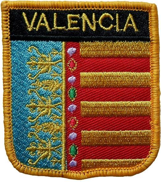 1000 banderas Valencia Sevilla escudo bordado parche insignia ...