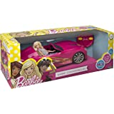 Toy State Nikko RC Barbie Convertible Vehicle