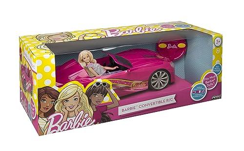 Barbie Electric Car: Barbie R/C Convertible Vehicle: Amazon.co.uk: Toys & Games