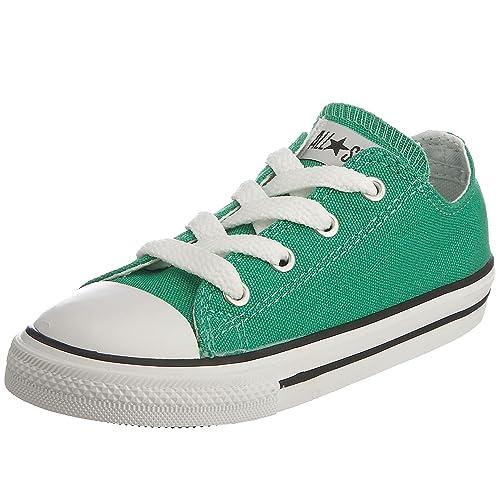 converse verde smeraldo