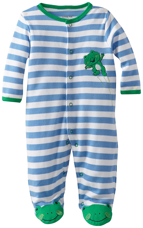 Amazon.com: Little Me Baby Boys\' Footie: Clothing