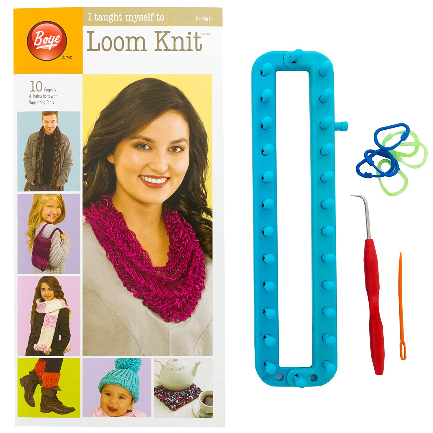 Simplicity Learn to Loom Kit for Beginners 10pc