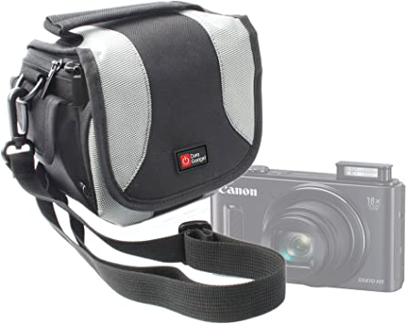 Camera Carry Case with Strap for Canon Powershot SX530 HS SX710 HS SX610 HS