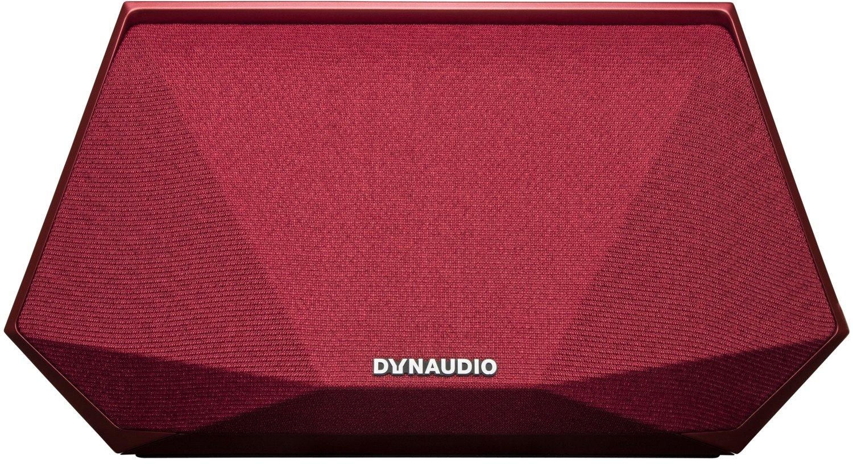 Dynaudio Music 3 - Sistema de música inalámbrico Wi-Fi Bluetooth - Roja