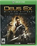 Deus Ex Mankind Divided (輸入版:北米)