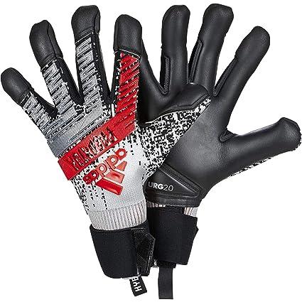 Amazon.com : adidas Predator PRO Hybrid Goalkeeper Gloves ...
