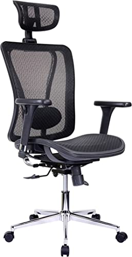 Techni Mobili Mesh Office Chair