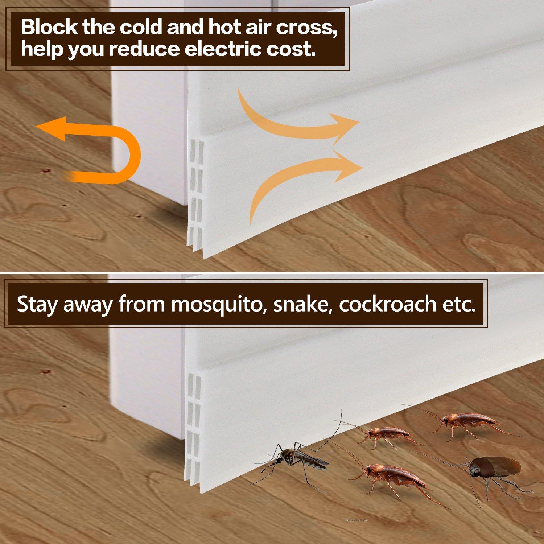 doors sweep d bottom with pease designs fins vinyl com slide door on sliding m