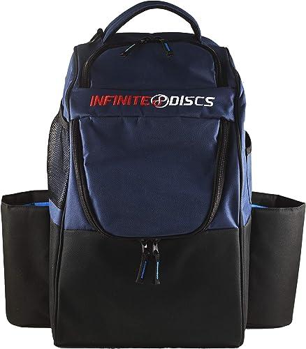Infinite Discs Huck Pack Lightweight Disc Golf Bag