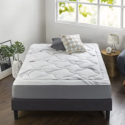 Amazon Com Sleep Revolution Cloud Memory Foam 10 Inch Mattress