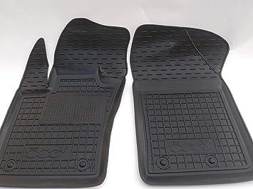 Tappeti Gomma FIAT 500X dal 2014 su misura