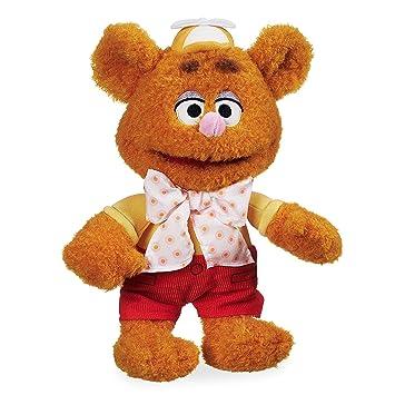 Very Limited Disney Muppets Plush Toy Fozzy Bear 30cm.