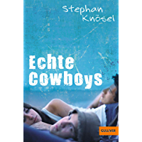 Echte Cowboys: Roman (German Edition) book cover