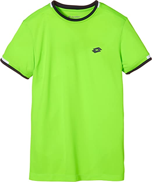 Lotto Sport T-Shirt Aydex B - Camiseta de Tenis para niña: Amazon.es: Ropa y accesorios