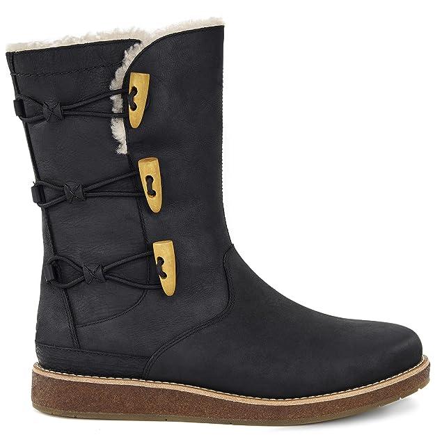 568d013735c UGG Womens Kaya Shearling Boot
