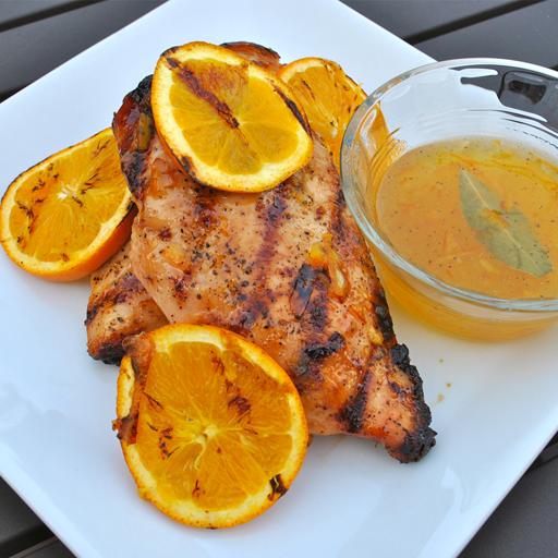 Orange Recipes ()