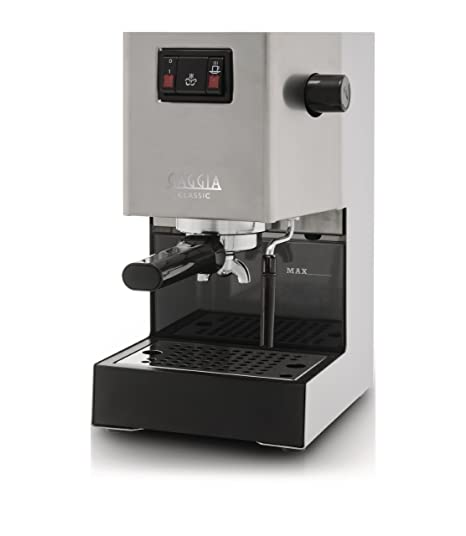 Gaggia Classic, Brushed steel, 1300/1425 W, 230-240V 50Hz /