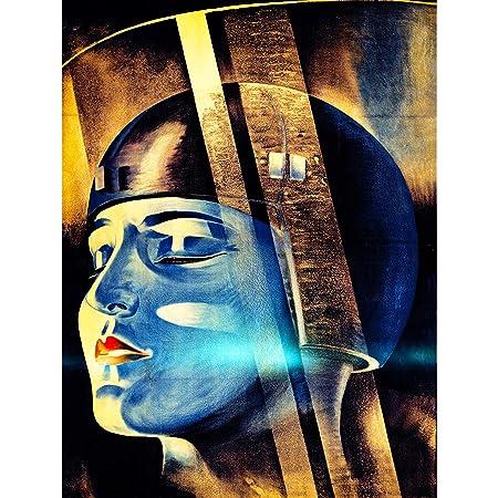 VINTAGE MAGAZINE COVER METROPOLIS 1927 GRAUL NEW FINE ART ...