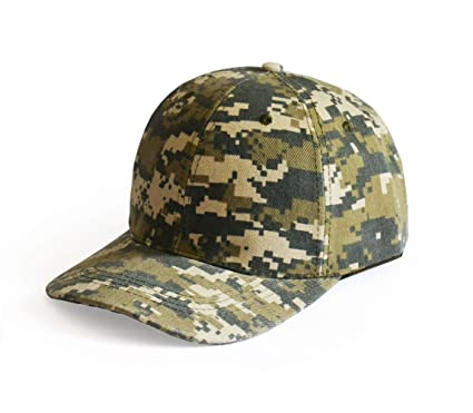 dd046501 UltraKey Baseball Cap, Army Military Camo Cap Baseball Casquette Camouflage  Hats for Hunting Fishing Outdoor Activities