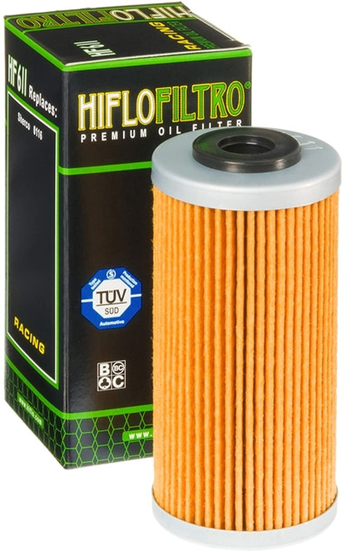 Hiflo HFA4103 Motorcycle Replacement Premium Engine Air Filter