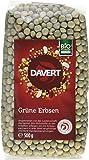 Davert Erbsen, grün, 4er Pack (4 x 500 g)