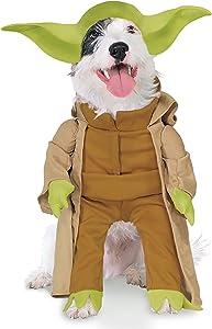 Rubie's Star Wars Yoda with Plush Arms Pet Costume