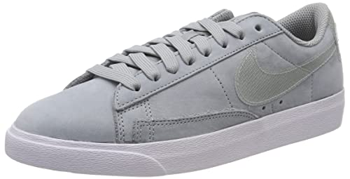 the best attitude 58170 67299 Nike W Blazer Low LX, Scarpe da Ginnastica Donna, Grigio Lt Pumice White  005, 37.5 EU  Amazon.it  Scarpe e borse