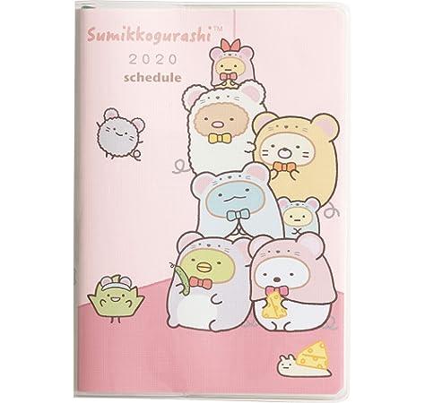 Amazon.com: San-X Sumikko Gurashi 2020 - Cuaderno de notas ...