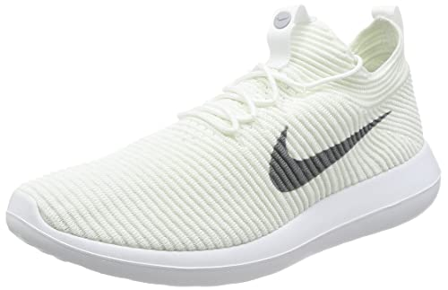 cfd9aee05caaf Nike Roshe Two Flyknit V2 White  Buy Online at Low Prices in India ...