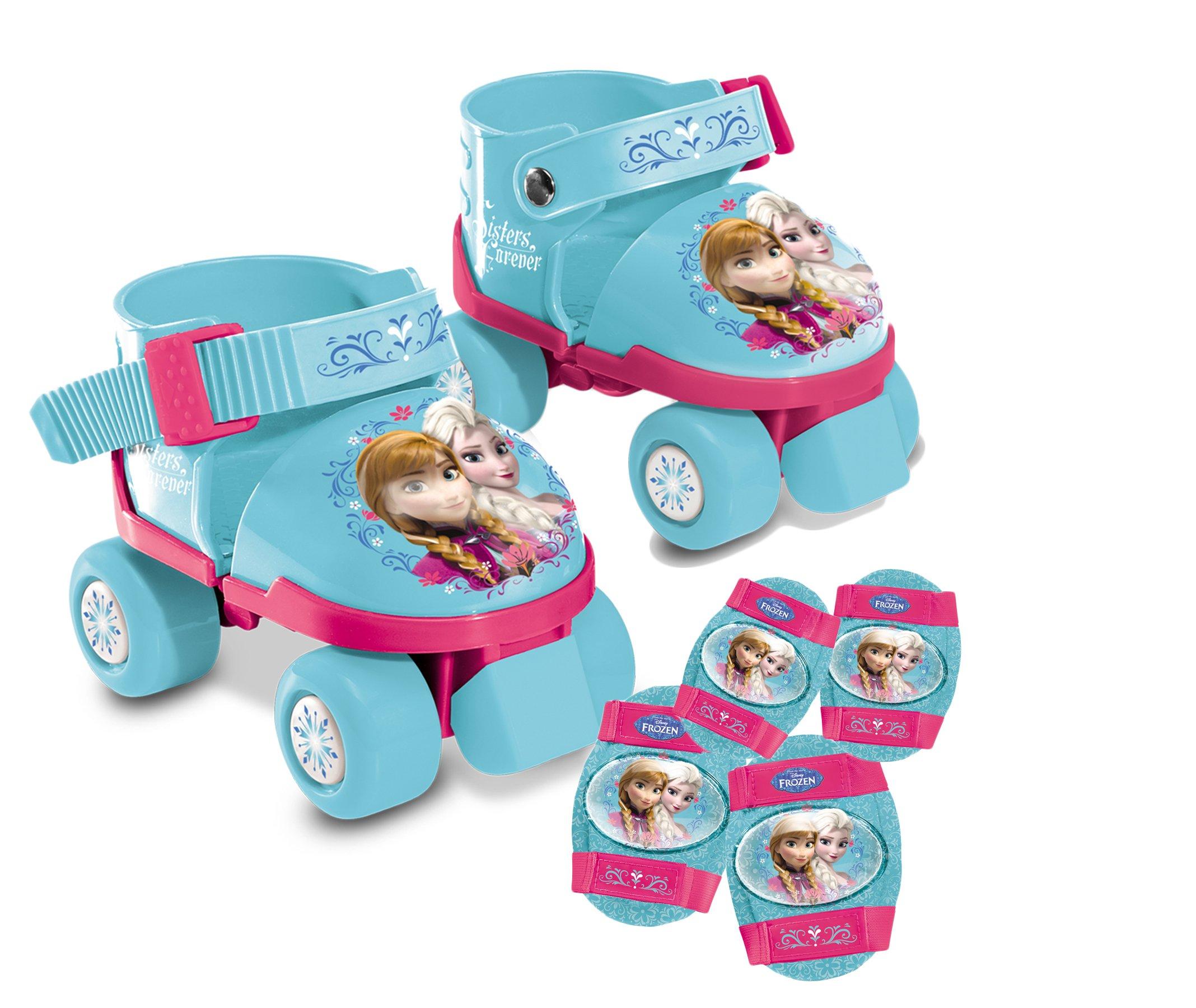 mondo - 28298.0 - Set de Roller Skate + Protections La Reine des Neiges product image