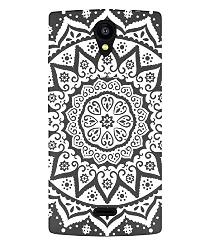 innovative design b5eec ae169 Snooky Printed Mehandi Design Mobile Back Cover of Xolo: Amazon.in ...