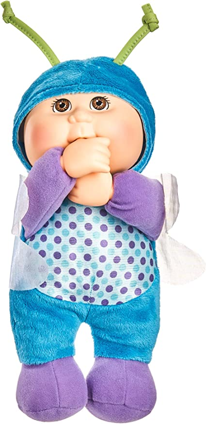 Garden Party Cabbage Patch Kids Cuties Ava Bunny 9 Inch Soft Body Baby Doll